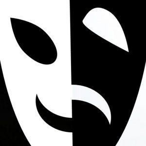 maschera teatro 300x300 - Laboratorio Emozionale